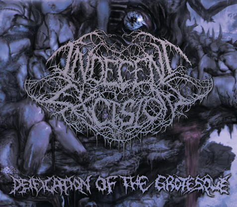 Indecent Excision's DEICIFICATION OF THE GROTESQUE will be repressed by Lethal Scissor Records!