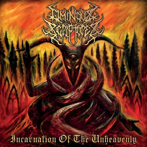 OminousScriptures - Cover